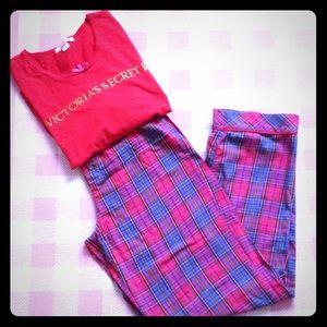 Victoria's Secret PJ set